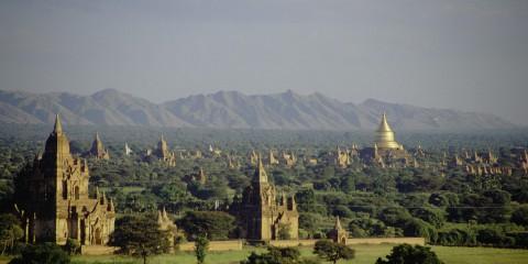 Bagan Templerne