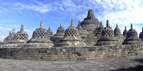 Borobudur Templet