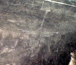 Nazcas lines - luftfoto