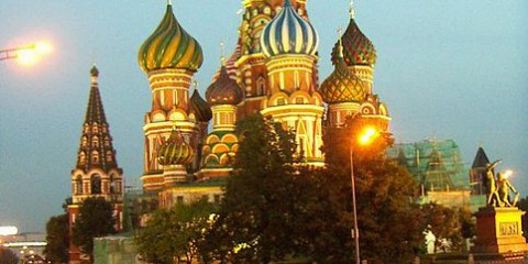 St. Basil´s Cathedral