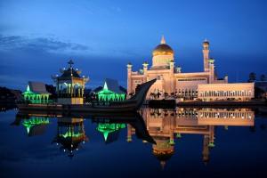 Sultan Omar Ali Saifuddin Moske