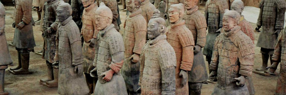 Terracotta hæren