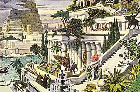 Babylons hængende haver