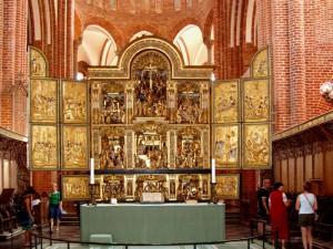 Roskilde Domkirkes indre