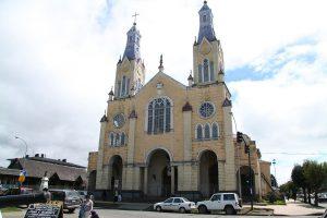 Den største af Chiloés Kirker