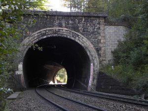En tunnel der er del af Semmeringbahn