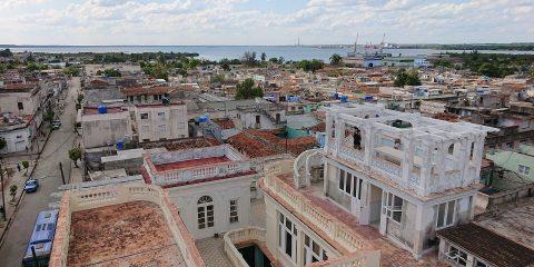 Det Historiske Centrum i Cienfuegos